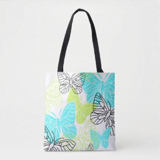 Bold Butterflies Tote Bag