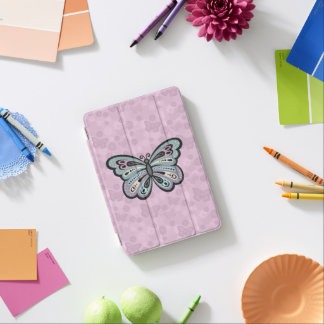 Bold Butterfly iPad smart cover iPad Mini Cover