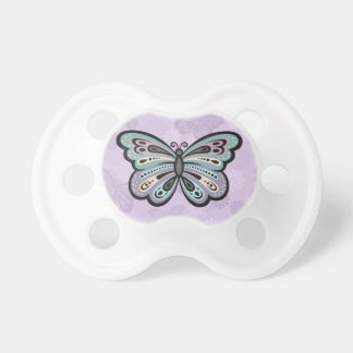 Bold Butterfly pacifier