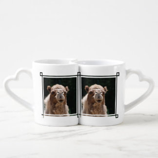 Bold Camel Couples Mug