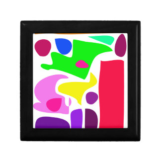 Bold Colors Gift Box