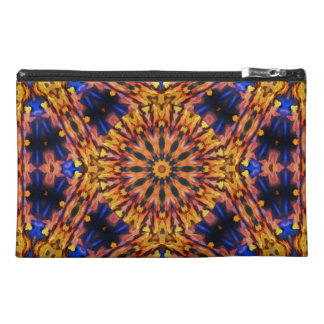 Bold Criss Cross Travel Accessories Bags
