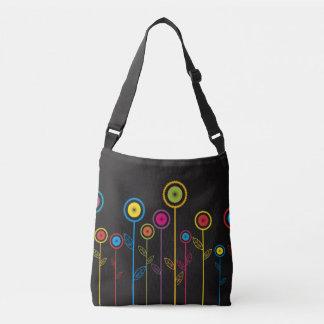 Bold Dandelions Cross Body Bag