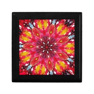 Bold Daring Flame Kaleidoscope Gift Boxes