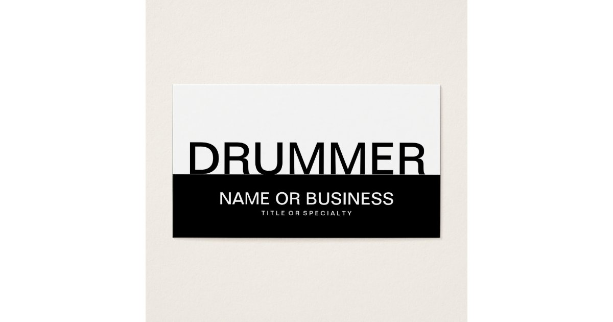 Dj Business Cards Zazzle Gallery - Card Design And Card Template