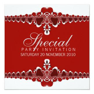 Bold & Elegant Special Invitations