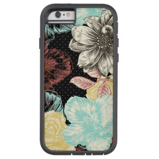 Bold Engraved Floral Tough Xtreme iPhone 6 Case