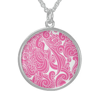 Bold Exciting Cute Animal Round Pendant Necklace