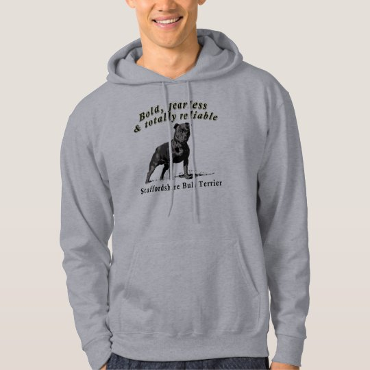 Bold, Fearless & Totally Reliable Hoodie