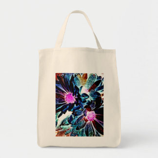 Bold Floral Bags