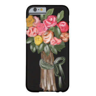 Bold Flower Bouquet Barely There iPhone 6 Case