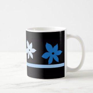BOLD FLOWERS COFFEE MUGS