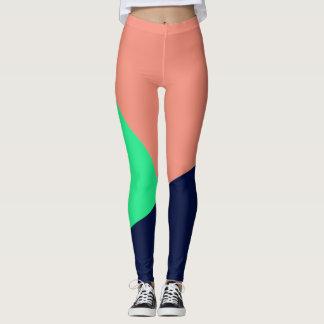 Bold Geometric Leggings