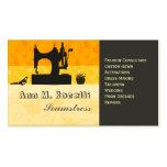 Bold Gold Artisan Crafter Business Card