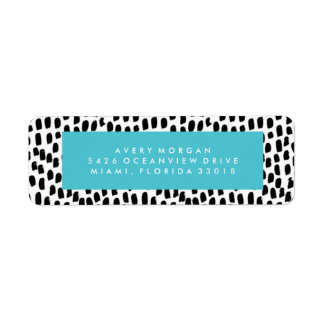 Bold Grad | Graduation Address Labels