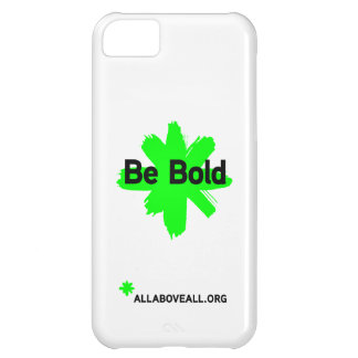 Bold iPhone 5C Case