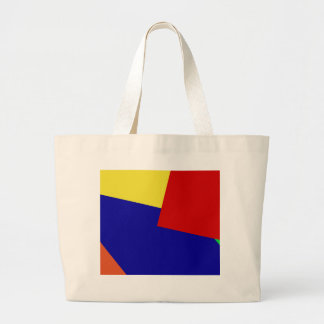 Bold is Beautiful Canvas Bag