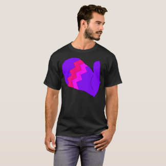 """""""Bold Mitten"""" Modern T-Shirt"""
