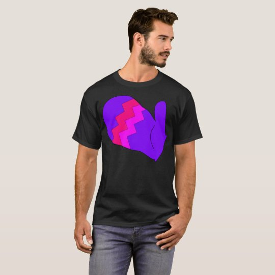 Bold Mitten Modern T-Shirt