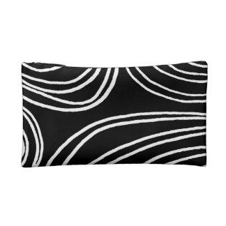 Bold Modern Pattern Cosmetic Bag