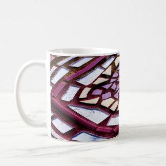 Bold Mosaic Circle Mug