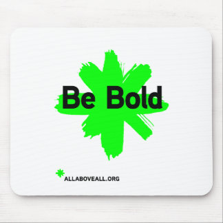 Bold Mouse Pad