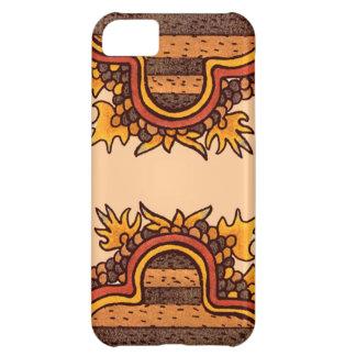 Bold Pre-Columbian Mexican Design iPhone 5C Case