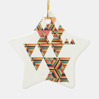 Bold Prints Christmas Ornament
