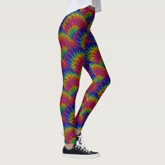 Bold Rainbow Leggings