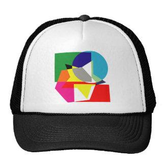Bold Shapes Cap