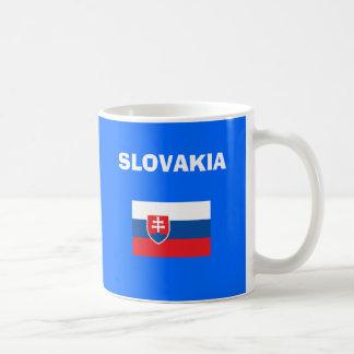 BOLD SK Slovakia Coffee Mug