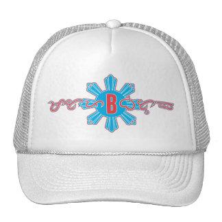 Bold Star Baybayin Logo Trucker Hat