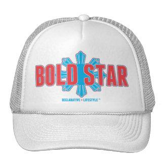 Bold Star Full Logo Trucker Hat