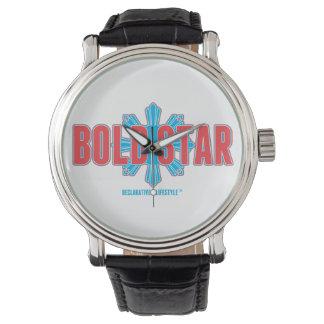 Bold Star Full Logo Watch