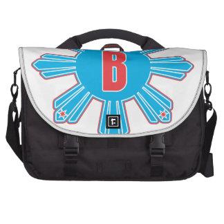 Bold Star Logo Commuter Bag
