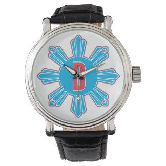 Bold Star Logo Watch