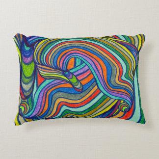 Bold Stripes Decorative Cushion