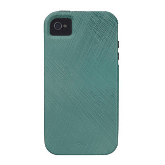 Bold Teal Green Case-Mate iPhone 4 Covers