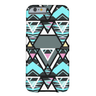 Bold Tribal Pastel Barely There iPhone 6 Case