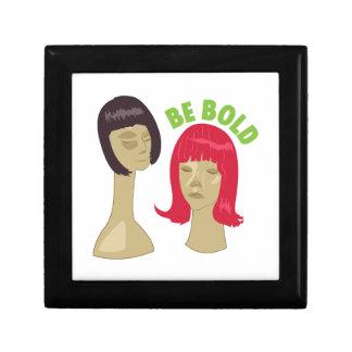 Bold Wigs Keepsake Box