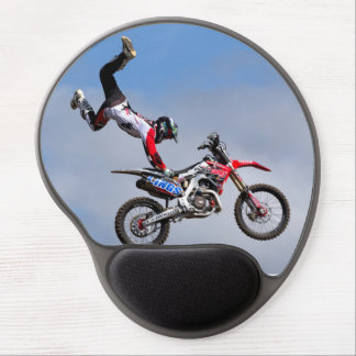 Bolddog Lings FMX Display Team Gel Mouse Mat