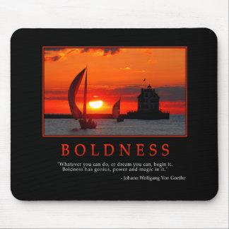 Boldness Mousepad