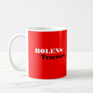 Bolens Tractors Lawnmowers Mowers Husky Design Coffee Mug