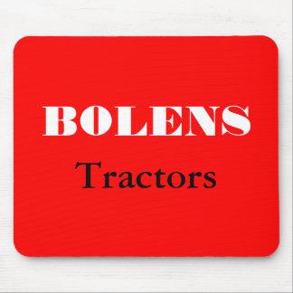 Bolens Tractors Lawnmowers Mowers Husky Design Mouse Mat