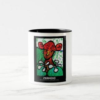 """Bolero Girl"" on coffee mug by ZermenoGallery.com"