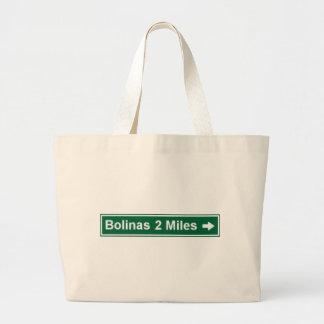 Bolinas Beach Bag! Jumbo Tote Bag