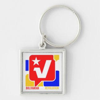 BOLIVARIAN REVOLUTION KEY RING