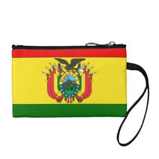Bolivia Change Purse