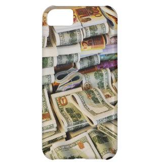 Bolivia, Copacabana, Close-Up Of Piled Bundle iPhone 5C Case