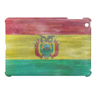 Bolivia distressed Bolivian flag iPad Mini Case